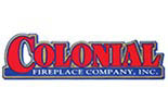 Colonial Fireplace Company logo