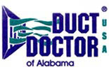 Duct Doctor Of Alabama logo