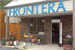 Frontera Imported & Custom Iron logo