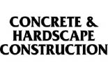 Concrete & Hardscape Construction logo