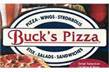 Buck's Pizza- Alabaster logo