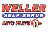 WELLER SELF SERVE AUTO PARTS logo