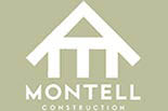 MONTELL CONSTRUCTION logo