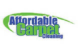 AFFORDABLE CARPET CLEANING logo