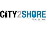 CITY 2 SHORE logo