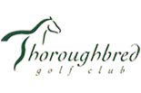 THOROUGHBRED GOLF RESORT logo