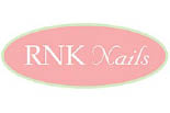 RNK NAILS logo