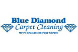 BLUE DIAMOND CARPET CLEANING logo