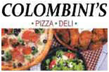 COLOMBINI'S PIZZA & DELI logo