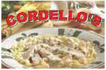 CORDELLO'S CHILI logo