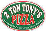 2 Ton Tony's Pizza logo