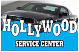 HOLLYWOOD SERVICE CENTER logo