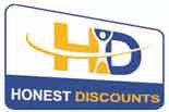 Honest Discounts Precription Card logo