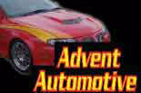 ADVENT AUTO VICTOR logo