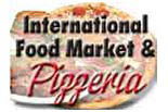 International Food Market & Pizzeria logo