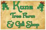 KUNZ CHRISTMAS TREE FARM & BARN logo