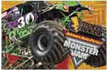 Monster Jam Thunder Nationals logo