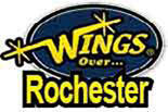 WINGS OVER ROCHESTER logo