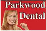 PARKWOOD DENTAL CARE logo