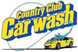 COUNTRY CLUB CAR WASH logo