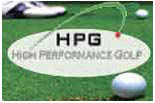 HIGH PERFORMANCE GOLF logo