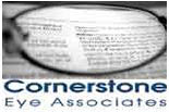 CORNERSTONE EYE logo