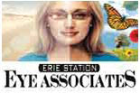 ERIE STATION EYE ASSOCIATES logo