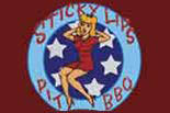 Sticky Lips BBQ logo