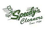 SPEEDYS DRY CLEANERS logo