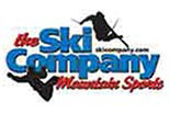 THE SKI COMPANY logo