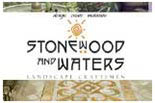 Stonewood And Waters Landscape logo