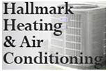 Hallmark Heating & Air Conditioning logo