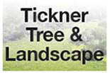 Tickner Tree & Landscape logo