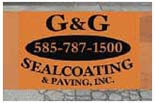 G & G SEALCOATING logo