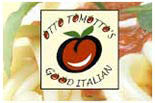 Otto Tomotto's Good Italian logo