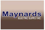 Maynards Electric logo