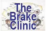 THE BRAKE CLINIC logo