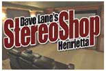 The Stereo Shop logo