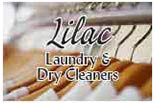 Lilac Laundry & Dry Cleaners logo