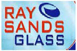 Ray Sands Glass logo