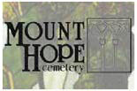 Mount Hope Cemetery logo