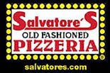 SALVATORE'S PIZZA logo