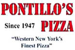 Pontillo's Pizza Spencerport logo