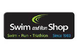 SWIM AND RUN SHOP logo