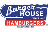 BURGER HOUSE RESTAURANT logo