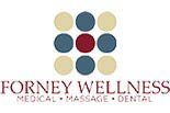FORNEY WELLNESS - MASSAGE logo