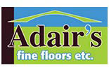 ADAIR'S FINE FLOORS ETC. logo