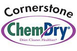 CORNERSTONE CHEM-DRY logo