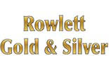 ROWLETT GOLD & SILVER EXCHANGE logo