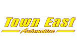 TOWN EAST AUTOMOTIVE REPAIR SHOP logo